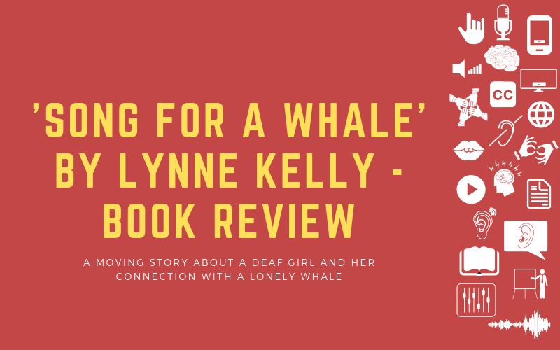 Blog post image for 'Song for a Whale' book review