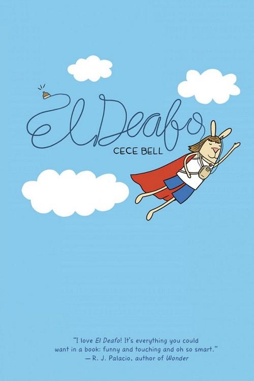 'El Deafo' Book Cover