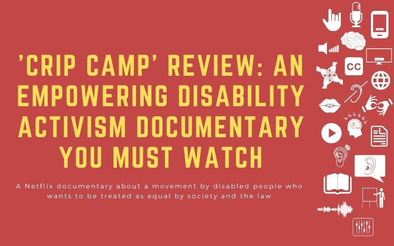 Image for post with title: ''Crip Camp' Review: An Empowering Disability Activism Documentary You Must Watch - A Netflix documentary about a movement by disabled people who wants to be treated as equal by society and the law'