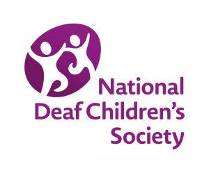 Nation Deaf Children's Society Logo