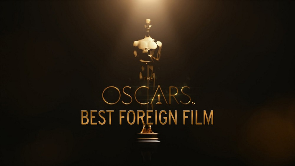 Oscars Best Foreign Film title intro