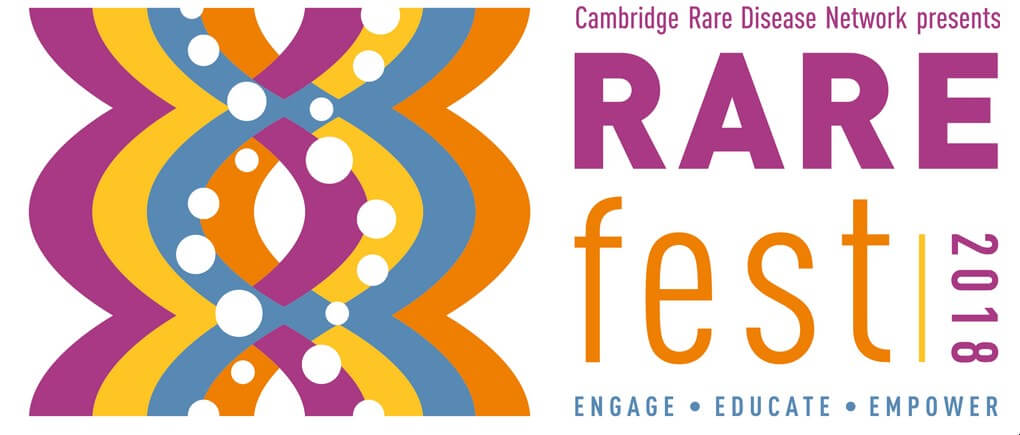 RAREfest Cambridge 2018 logo